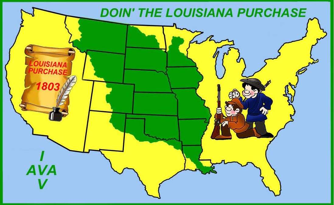 Doin' The Louisiana Purchase
